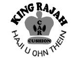 King Rajah Family Cushion & Roof